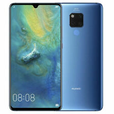 Huawei Mate 20 X - 128 GB - Midnight Blue (Unlocked) (Hybrid SIM)