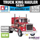 56301 Tamiya American Truck King Hauler 1/14th R/C Radio Control Assembly Kit