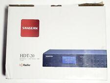 Sangean HDT-20 HD Radio/FM-Stereo/AM Component Tuner