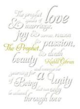 The Prophet-Kahlil Gibran