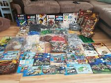 Massive Job-Lot Lego 14kg Indiana Jones Monster Fighters StarWars& Mini Figures