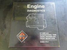 International DT 466E International 530E Diesel Engines Diagnostics Manual