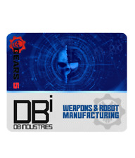 DB Industries Design Inspired by Gears of War 5 Mousemat PC Laptop Mouse Pad