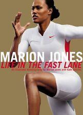 Marion Jones: Life in the Fast Lane - An Illustrat