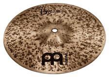"Meinl Byzance Dark 10"" splash pélvico Cymbal batería Drums b20 bronce oscuro"