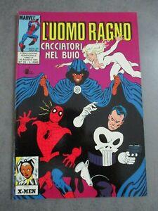 L'UOMO RAGNO n° 31 30 AGOSTO 1989 - ED. STAR COMICS - OTTIMO - NUOVO