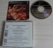 CD ALBUM CLASSIQUE MARC ANTOINE CHARPENTIER TE DEUM LES ARTS FLORISSANTS