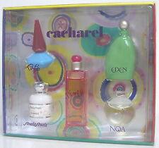 CACHAREL LOU LOU-Eden-GLORIA-Sno - Anais Anais EDT Miniature Set