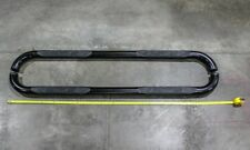 "Big Country 371561 3"" Black Side Step Tube Nerf Bars for 2000-2008 Nissan D-21"