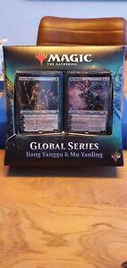 Magic The Gathering Global Series Jiang Yanggu & Mu Yanling OVP
