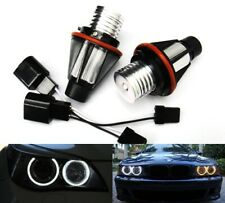BMW E39 E87 E60 E61 E63 E65 E53 X5 E83 6W No Error Angel Eye Halo LED Light Bulb