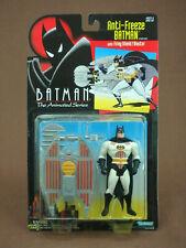 BATMAN THE ANIMATED SERIES ANTI-FREEZE BATMAN RARE JAPANESE CARD BACK