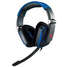 THERMALTAKE TT R Sport Shock, PC Cuffie Gaming, marina blu, pieghevole, 3,5 mm