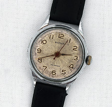 Soviet USSR Mechanical watch Vostok Volna Precision Chronometer 22 jewels #176