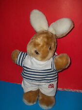 "Commonwealth Toy Peter Rabbit Cottontail Plush Soft Stuffed Animal 18"" GUC"