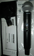 SHURE SLXD2-G58 SM58 Wireless Handheld Microphone for SLXD4-G58 Band only NEW