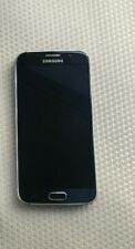 SAMSUNG GALAXY S6 SAPPHIRE BLACK 32GB (UNLOCKED) ANDROID MOBILE PHONE