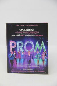 """Netflix: """"The PROM"""" DVD Screener (For Your Consideration) 2020 Pre-Owned"""