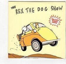 (FQ241) The Rex The Dog Show - 2008 DJ CD