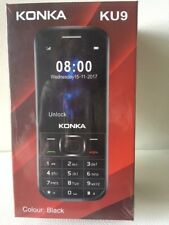 BIG BUTTON SENIORS PHONE 3G KONKA U9  WITH CAMERA GPS SMART PHONE