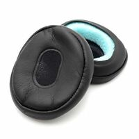 Replacement Ear Cushion Pad Earpads for Sony MDR-NC40 Headphone Black