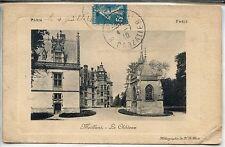 CP 18 Cher - Meillant - Le Château