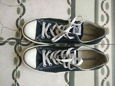 Converse Chuck Taylor All Star Black Trainers 41.5 8 UK