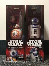 """Star Wars BB-8 & R2-D2 The Force Awakens 12"""" Brand NEW Figures Sealed HTF"""