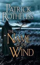 NEW The Name of the Wind by Patrick Rothfuss