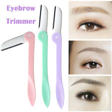 1 Set Portable Razor Hair Remover Tool Eyebrow Trimmer Eyebrow Shaping Blade