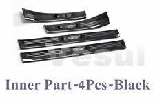 Fit For Honda CR-V CRV 17-19 Inner Door Sill Scuff Plate Guard Door Entry Pad
