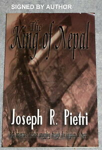 Signed KING OF NEPAL Katmandu HASHISH MARIJUANA Psychedelic CANNABIS SMUGGLING