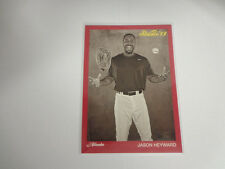 2013 Fathers Day *Studio 13* JASON HEYWARD #2 Braves Panini Packs