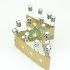 14pcs Rubycon  NW5 4.7uF/25V Non polarity Electrolytic Capacitor -5966