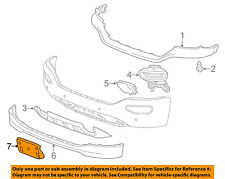 GMC GM OEM 2016 Sierra 1500-License Plate Bracket Mount Holder 23354525
