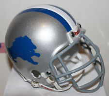 1968 - 1970  Detroit Lions Throwback Riddell Mini Helmet