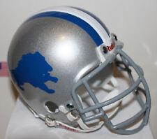 1968 - 1970  Detroit Lions Throwback Riddell Mini Helmet