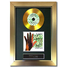 More details for gold disc genesis invisible touch signed autograph mounted print 197