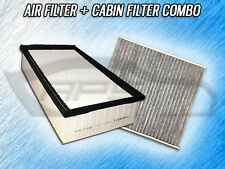 AIR FILTER CABIN FILTER COMBO FOR AUDI A3 S3 TT VW GOLF GTI - 1.8L 2.0L ONLY