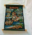 """Barbados """"Fun In The Sun"""" 12"""" Souvenir Scroll"""