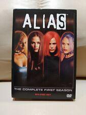 ALIAS-THE COMPLETE FIRST SEASON-SIX-DISC SET