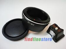 Contax Yashica CY C/Y Lens to Sony NEX 3 NEX 5 NEX 7 NEX C3 Tripod Mount adapter