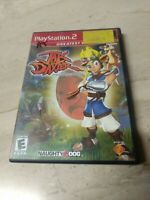 Jak And Daxter The Precursor Legacy PlayStation 2 PS2