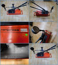 RARIPRESS RP 504-2-10, Hochdruckpumpe bis 700 Bar, Hydraulikhandpresse
