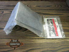 Battery side cover chrome für Harley Sportster 67-78