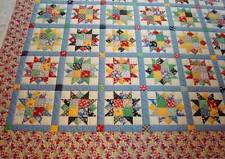 Star Power Baby Crib Twin Queen Quilt Pattern NEW Colorful   #416
