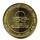 81 ALBI 150 ans de la naissance de Toulouse-Lautrec, 2014, Monnaie de Paris
