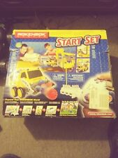 Rokenbok Start Set 34111 Radio Control Rc Loader Construction System