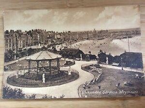 Alexandra Gardens ~ Weymouth