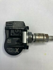 Nissan  Tire Sensor  40700-3AN1B  Tire Pressure Monitor Sensor TPMS OEM    X